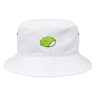 ずんだ餅 Bucket Hat
