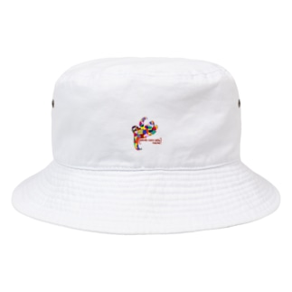 meiroのナマケモノ Bucket Hat