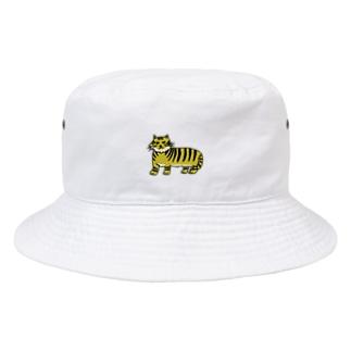うろ覚えのトラ Bucket Hat