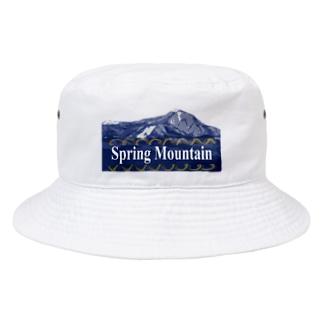 泉ヶ岳 Bucket Hat