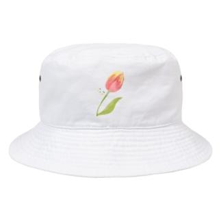 チューリップの妖精 Bucket Hat