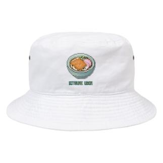 キツネウドン Bucket Hat