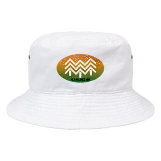 花粉症LOGO Bucket Hat