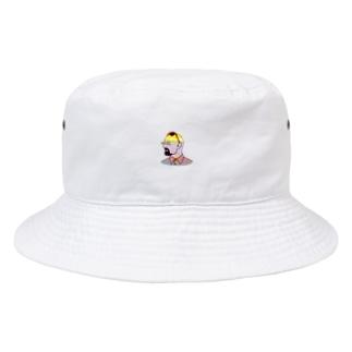 ピーHAIRSシリーズ Bucket Hat