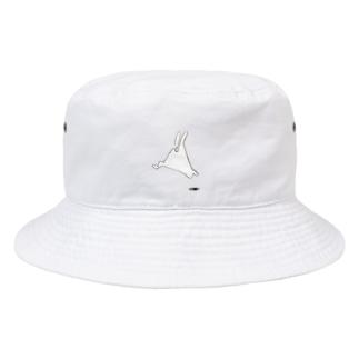 awaのusamo_pyon Bucket Hat