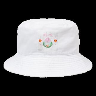 -ˏˋ 𝙢 𝙖 🦢 ´ˎ-の好吃 !🍑 Bucket Hat