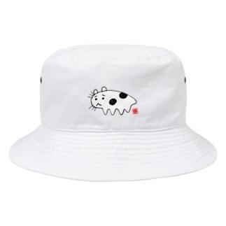 勝次のあの猫 Bucket Hat