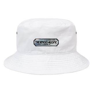 Mokuhan-Logo Bucket Hat