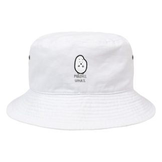MESHI-UMAI(おコメくん) Bucket Hat