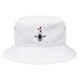 Drug&Bee Bucket Hat