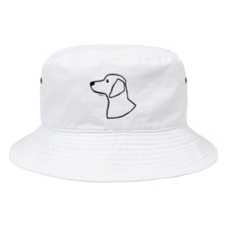 ダックスフント Bucket Hat