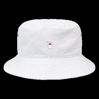 さわいあみのおしゃべりくまさん Bucket Hat