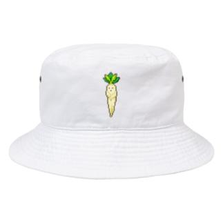 ドットマンドレイク Bucket Hat