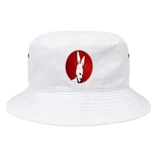 春眠夢に現る2(赤) Bucket Hat