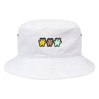 はちみつちょこみんとフレーバー Bucket Hat