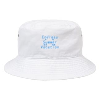 夏休み Bucket Hat