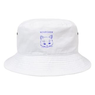 NEKOCHAN Bucket Hat