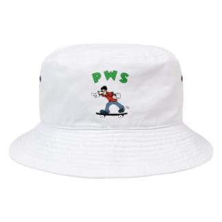 パウ君 collection Bucket Hat