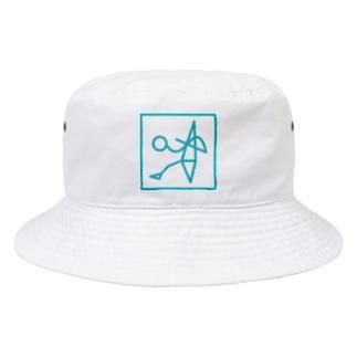 ハンドボールは好きですか? Bucket Hat