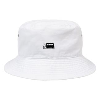 campingcar!!! Bucket Hat