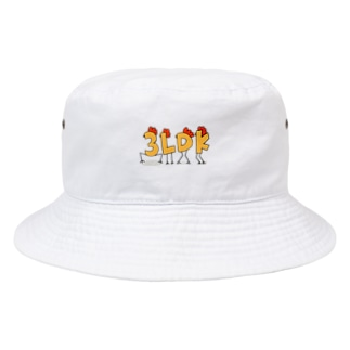 3LDK Bucket Hat