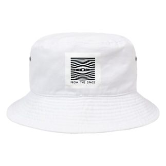 宇宙の目 Bucket Hat