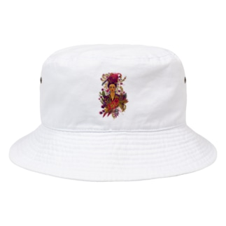 Frida Bucket Hat