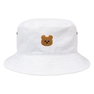 もこくま Bucket Hat