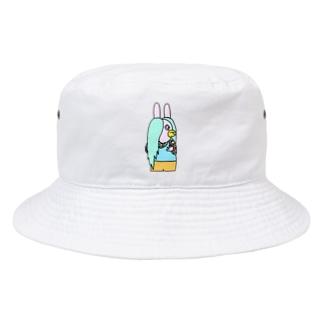 アマビエウサギ Bucket Hat
