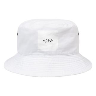 なにがみえるくん Bucket Hat
