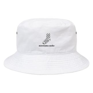 みずたまくつした Bucket Hat