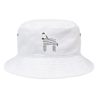 しまうま Bucket Hat