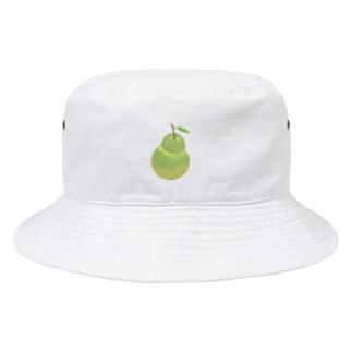 洋梨 Bucket Hat