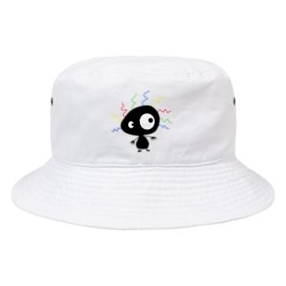 ラッキーハッピーJr. Bucket Hat