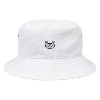 かえる Bucket Hat
