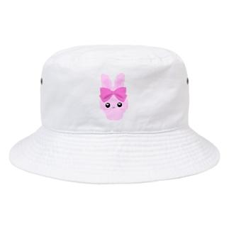 ありいぴょん【バケットハット】 Bucket Hat