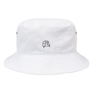 星をあつめる犬のバケットハット Bucket Hat