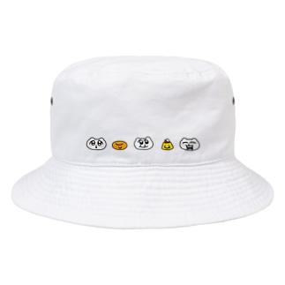 命3食べ物2挟み Bucket Hat