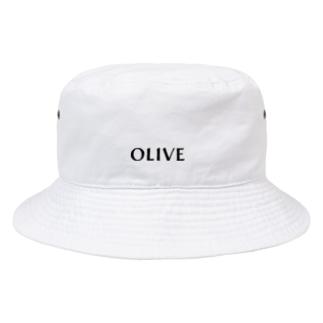 OLIVEハット(2色) Bucket Hat