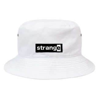 strange world's end strange02バケットハット Bucket Hat