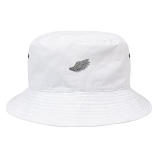 片翼 Bucket Hat