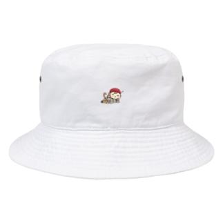 だらけましゅー Bucket Hat