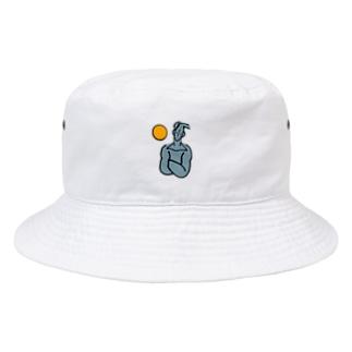 筋肉帽子 Bucket Hat