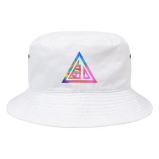 喰印 参ノ喰・鏡 Bucket Hat