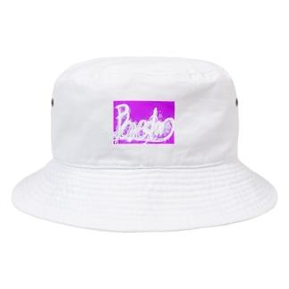 Boredom 横向 Bucket Hat