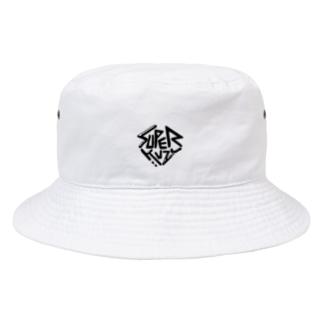すーぱーくずB Bucket Hat