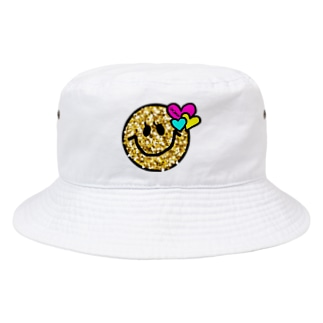 にこにこみおじるし!!! Bucket Hat