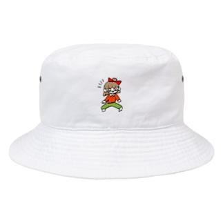 あさこ Bucket Hat