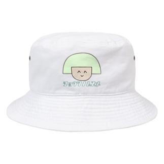 ブティック・昭和の娘の昭和のバケットハット Bucket Hat