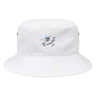 息がしやすいサカナ Bucket Hat